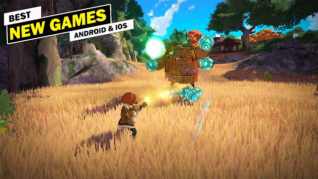 Top 5 Open World Games With High-Quality Graphics Android & iOS 2021