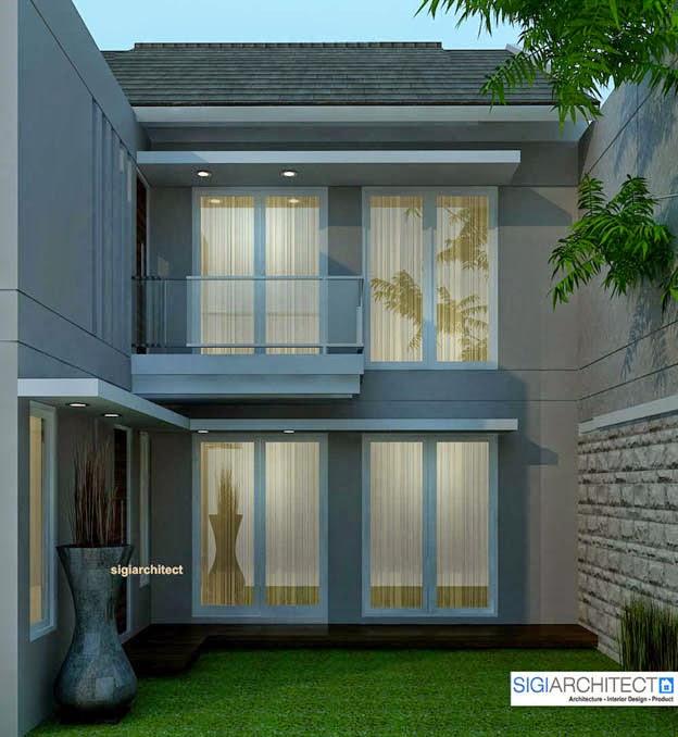 Desain Renovasi Rumah Type 36 2 Lantai
