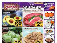 Cardenas Specials Ad October 28 - November 3, 2020