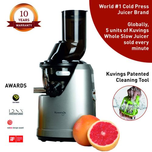 Kuvings Professional B1700 Cold Press Slow Juicer
