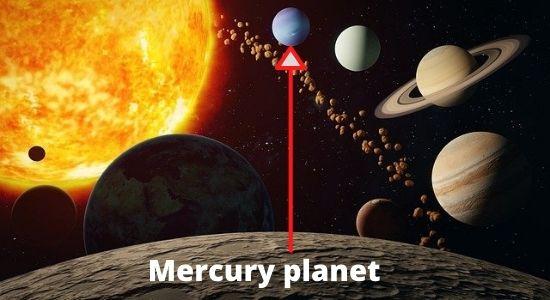 Mercury planet in hindi