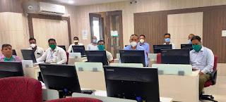 डेंगू और कोविड मरीजो की होगी जिला कोविड केयर सेंटर से ऑन लाईन मॉनिटरिंग