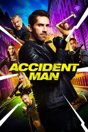 Poster Accident Man 2018