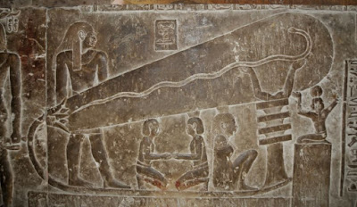 Enigma at Dendera - Strange Light Artifact - Ancient High Technology Evidence