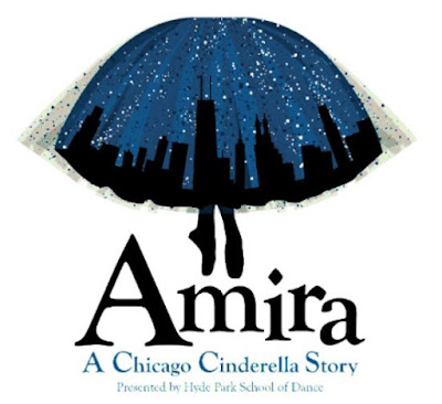 World Premiere Of Amira: A Chicago Cinderella Story June 15-17, Logan Center