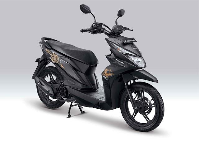 Penyegaran Terbaru, New Honda BeAT Street eSP Lebih Fun dan Ekspresif