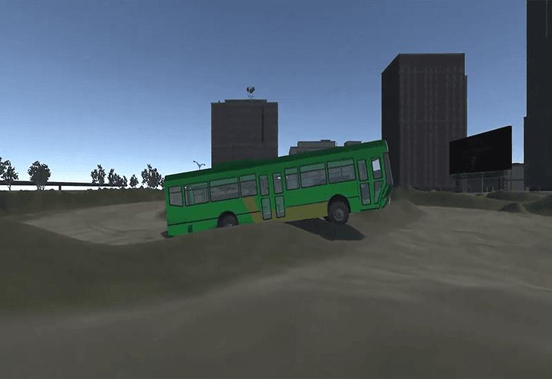 لعبة City Bus Driver 3D