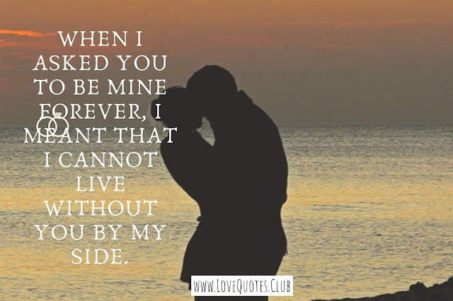 love quote for fiance