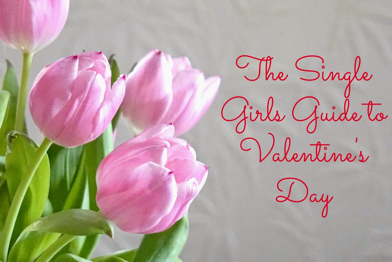 The Single Girls Guide to Valentine's Day