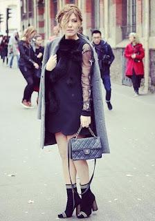 Looks Raquel Strada e Cristina Ferreira Semana da moda em Paris 2016