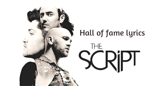 free download mp3 hall of fame the script feat william