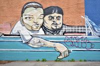 Belconnen Street Art by John VOIR & Mike Watt