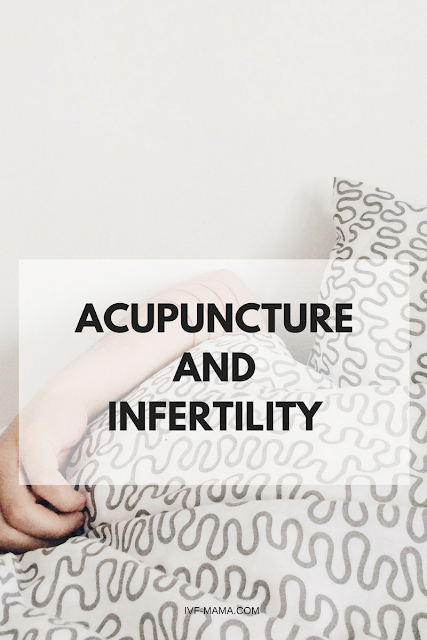 ivf acupuncture infertility