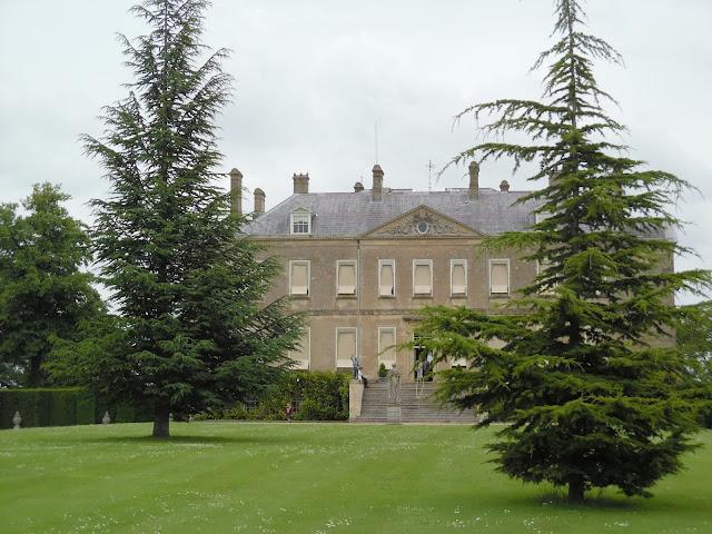 pałac XVIIIw.