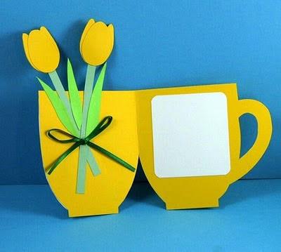 tarjetas de tazas