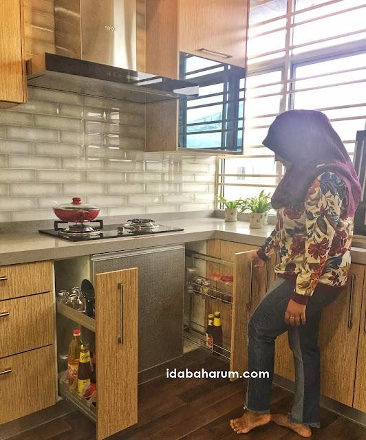 Harga Kabinet Dapur Sabah Desainrumahid Com