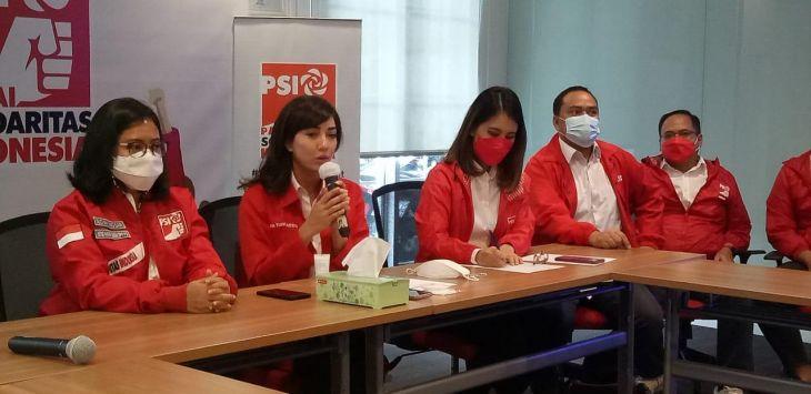 PSI Kok Gak Mau Berikan Komentar Soal Reshufle Jilid II Kabinet Jokowi, Ada Apa?