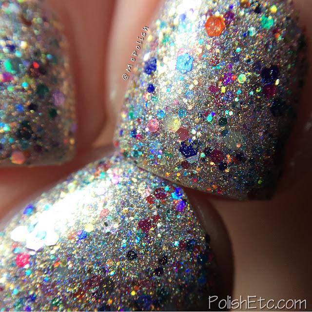 Glam Polish - The King Collection - McPolish - Viva Las Vegas