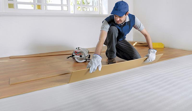 Quem casa quer casa ou ap piso vin lico e piso laminado - Colocar piso vinilico ...