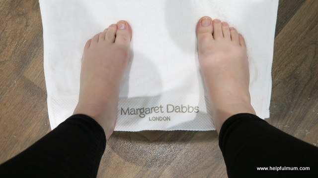 Medical Pedicure results