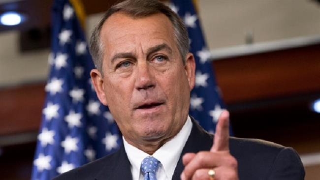 US President Donald Trump's term in office complete disaster: Former US House of Representative Speaker John Boehner