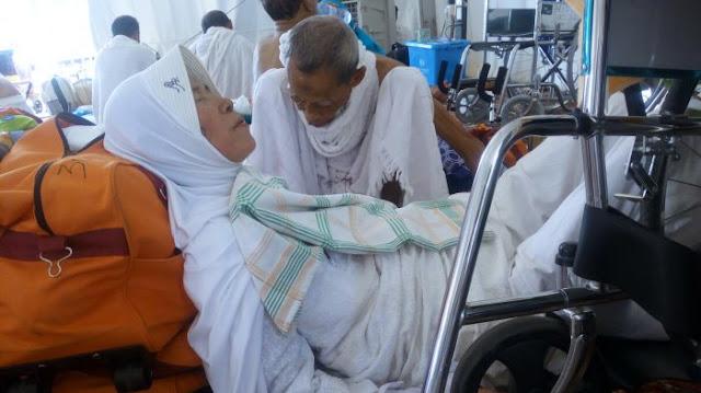 Pasangan Suami Istri Ini Meninggal Di Mekkah Usai Haji, Kisahnya Sungguh Mengharukan