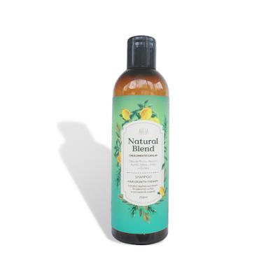 Resenha Shampoo de Crescimento Natural Blend Abela