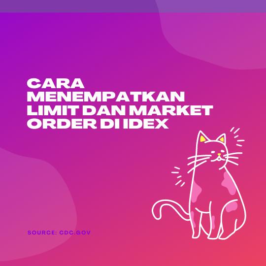 Cara Menempatkan Limit dan Market Order di IDEX