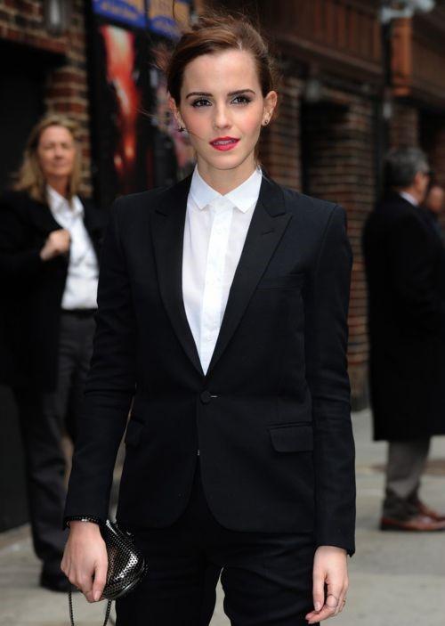 Emma Watson AMARO Não Enrola Blog Blog de moda Moda Inverno