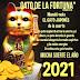 2022 Gato de la suerte maneki-neko