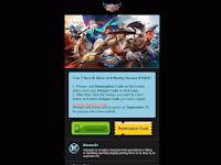 Script Phising Mobile Legends Redeemption Code