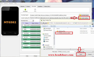 Cara Flashing Advan Tab T1M Lengkap Disertai Video