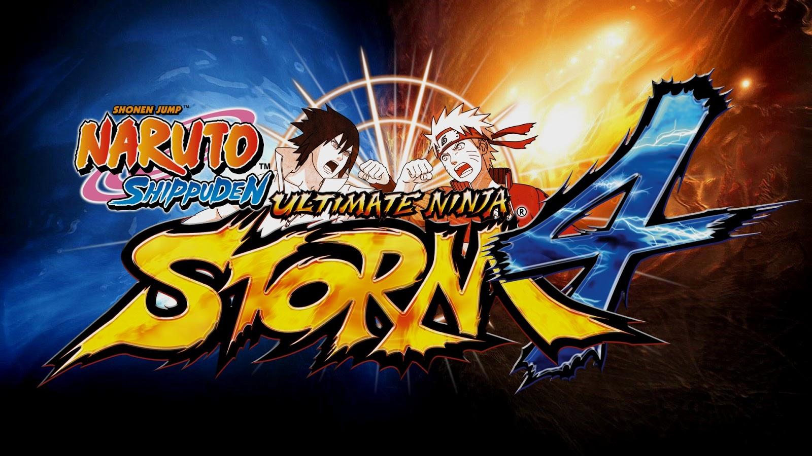 تحميل لعبة Naruto Shippuden Storm 4 للكمبيوتر وبالتورنت