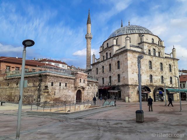Bolu Yıldırım Bayezıd Camii