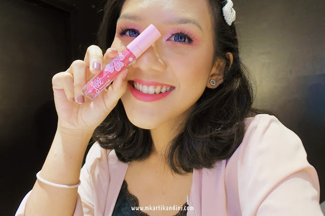 Jill Beauty Lip Matte 14 Rose Petal Launching Lunadorii