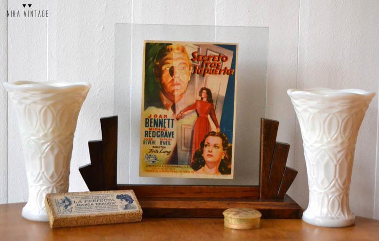 Consigue para tu casa una decoracion eclectica utilizando objetos antiguos y vintage