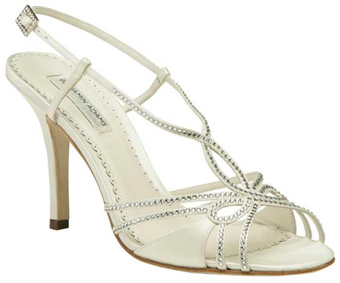 10 Elegant Expensive Wedding Shoes