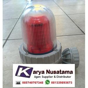 Jual Rotary Lamp Lampu Strobo Rotary HELON BBJ Series di Makasar