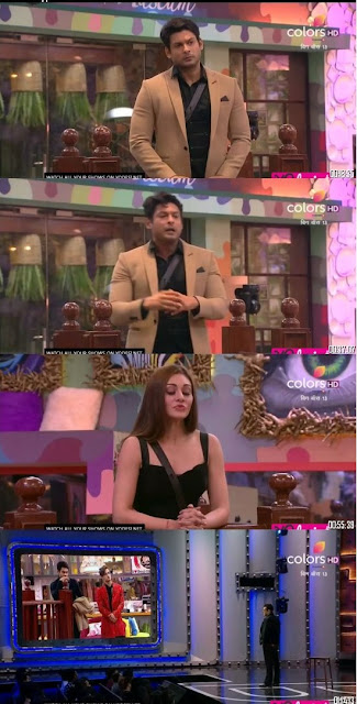 Bigg Boss 23rd Nov 2019 Complete Episode 300mb 480p HDRip || 7starHd 1