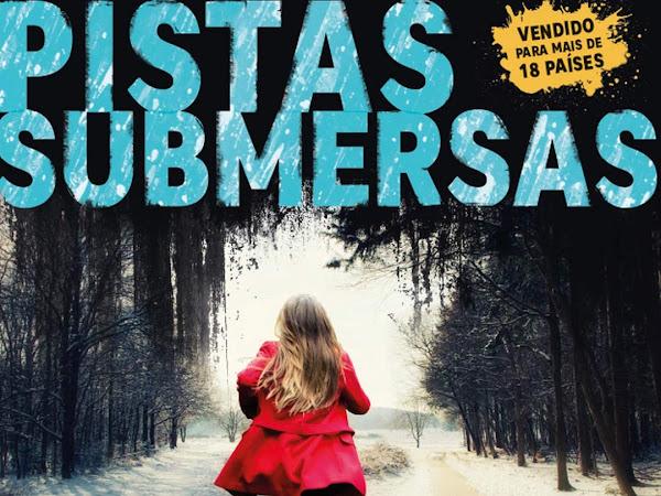 Resenha: Pistas Submersas - Doggerland # 1 - Maria Adolfsson