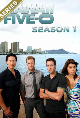 Hawaii Five-0 (TV Series) S01 DVD R1 NTSC Latino 6DVD