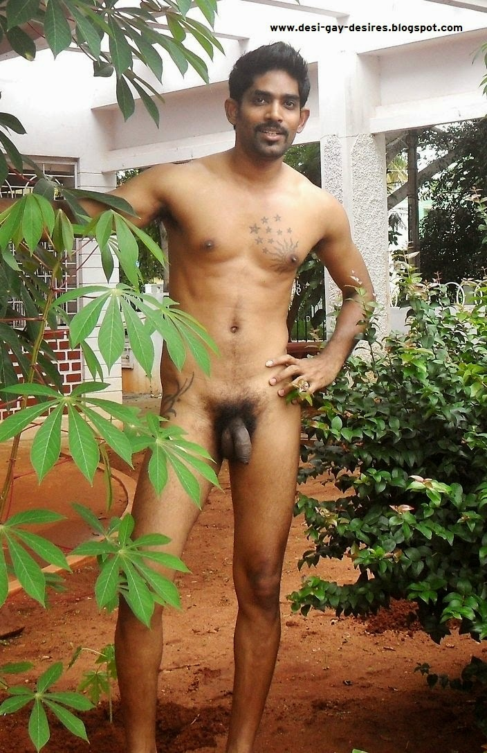 Indian Male Nude