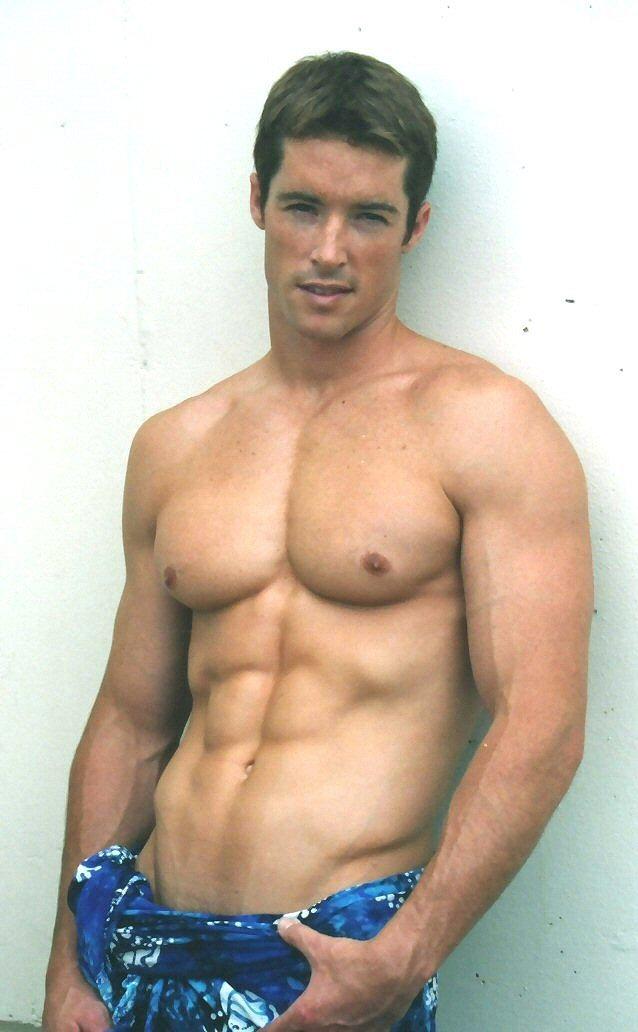 Hunksinspeedos: The perfect male model: Brent Van Zant
