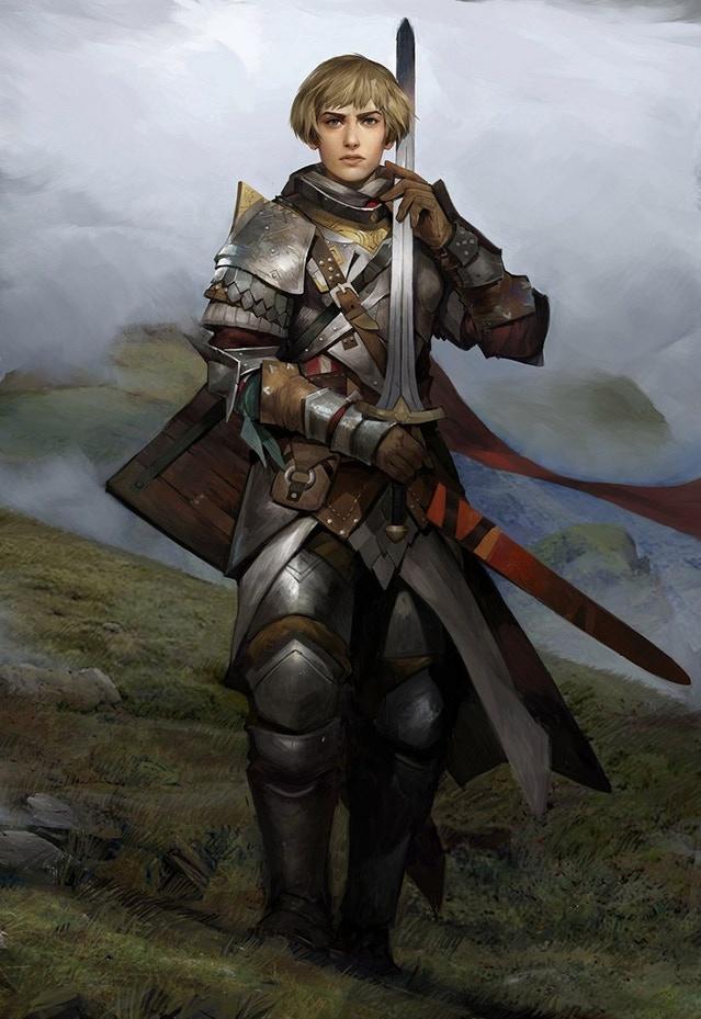 Романы со спутниками в Pathfinder: Kingmaker