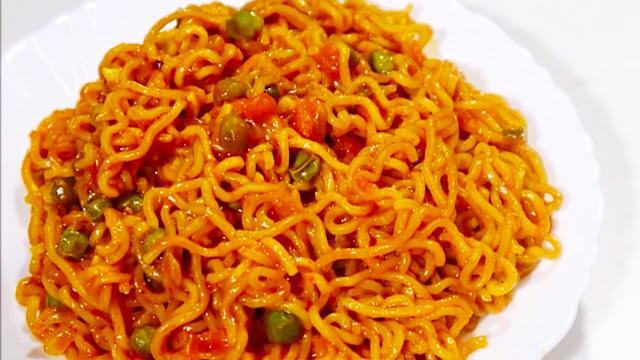 https://kingskichen.blogspot.com/?m=0, masala Maggie Recipe in Hindi,