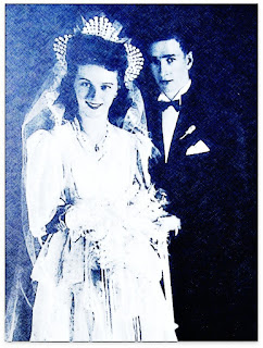 Casamento de Margit Irene Mailaender e Euclydes Nicolau Kliemann