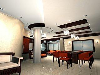 Decoration platre moderne platre for Image decoration platre moderne