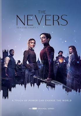The Nevers Season 1 Part 1 Dvd