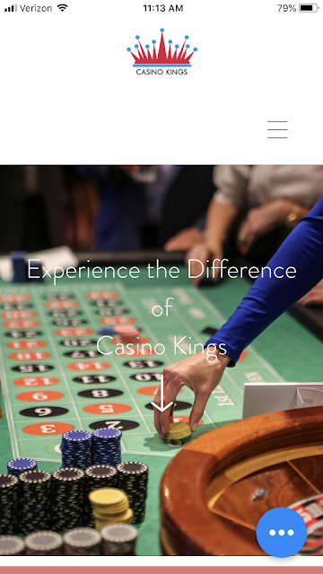 casino tables, website, casino events, roulette, black jack, fundraisers