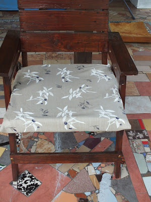 poduszki na krzesła